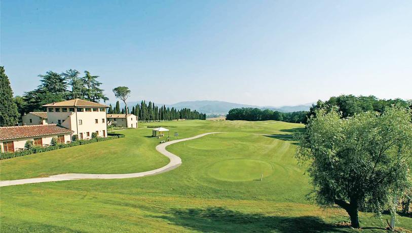 Golf vicino alla famosa località marina Anzio