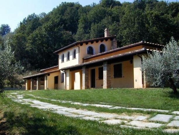 Villa-Casale per Vacanze Perugia
