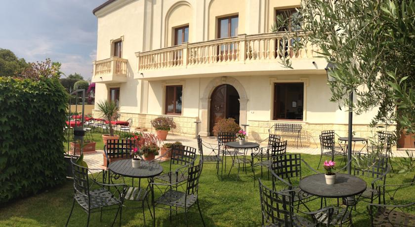 Relax in Giardino in Relais di Charme Diamanate