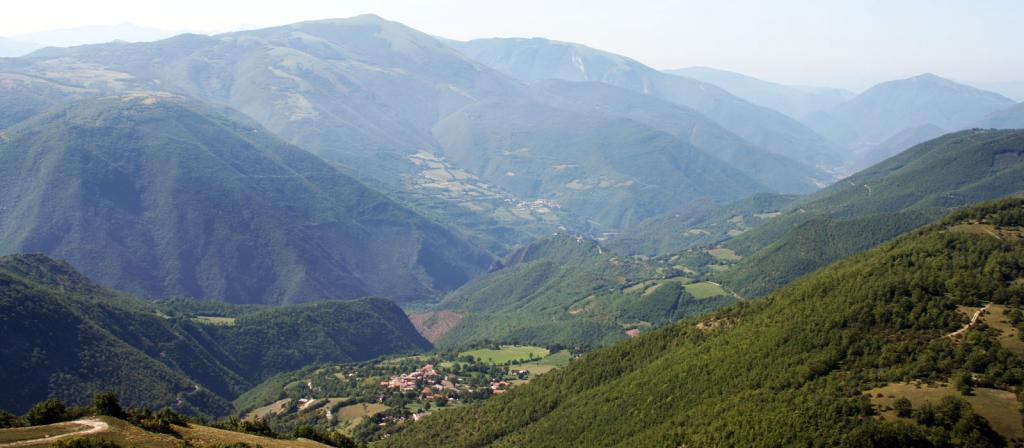Agriturismo con escursioni nelle colline Umbre
