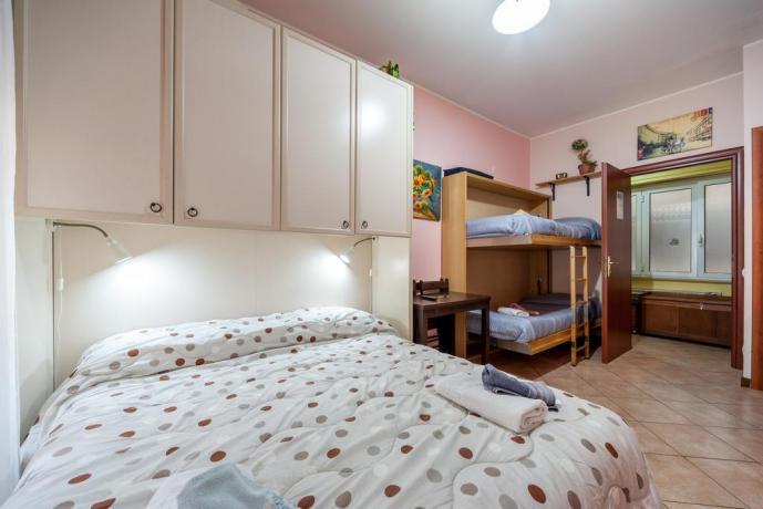 appartamentovacanza-4persone-romacentro museivaticani-basilicasanpietro-wifigratis-cucina-bagnoprivato