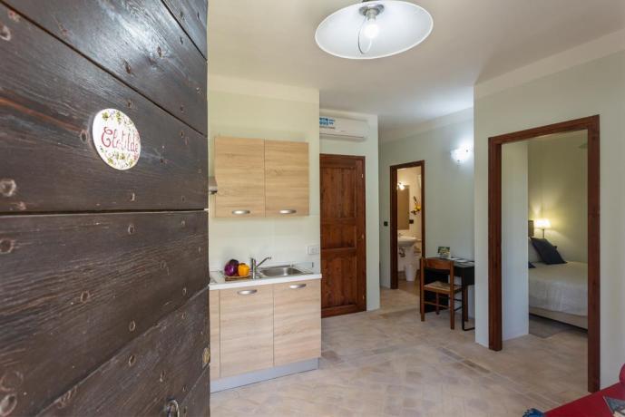 Appartamento Clotilde ideale per Famiglie