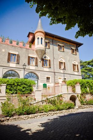 In Umbria hotel da sogno con SPA