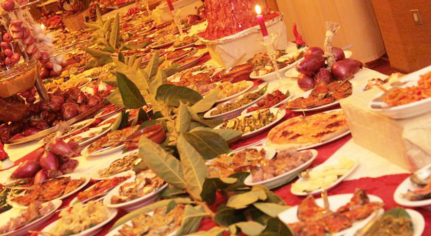 Specialità di carne e pesce, Hotel Tropea