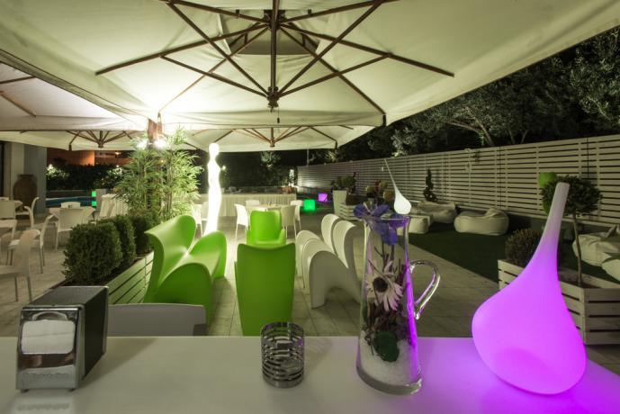 Hotel a Rende, con ristorante piscina e loungebar