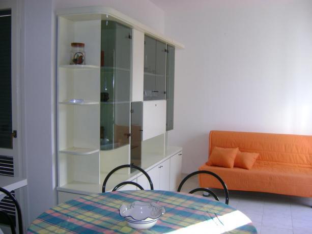 Appartamenti con divano in Salento