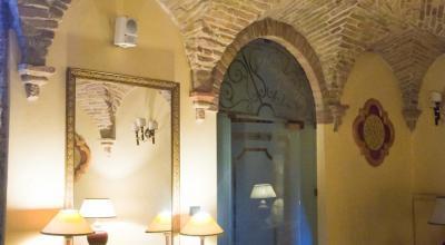 Dettagli d'epoca in Suite romantiche a Todi