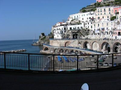 Hotels and Restaurants with Seaview in Atrani, Amalfi