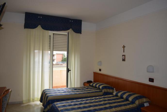 Camere con balcone in Puglia San Giovanni