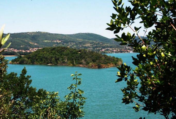 Albergo sulle sponde del Lago Trasimeno