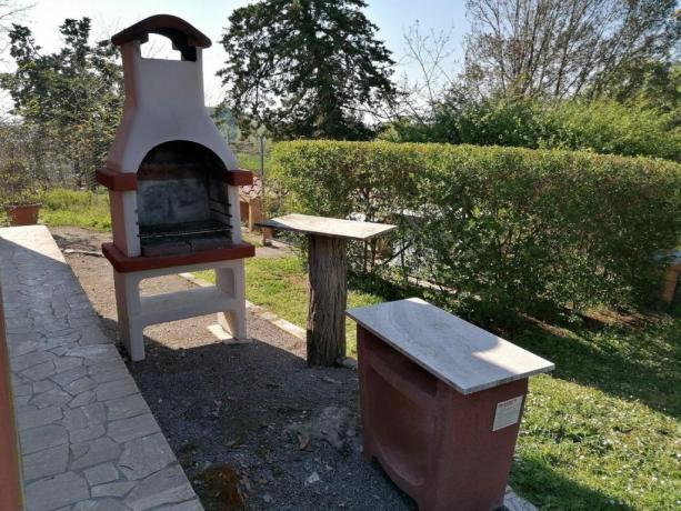 Barbecue per feste agriturismo in Maremma