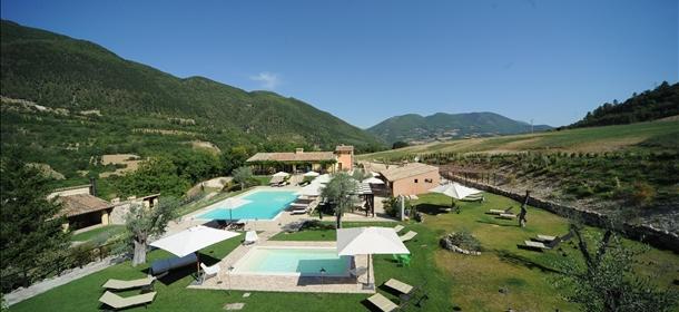 Panoramica immagine Hotel a Montoro