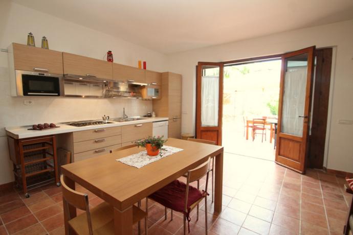Cucina Appartamento Acciaroli