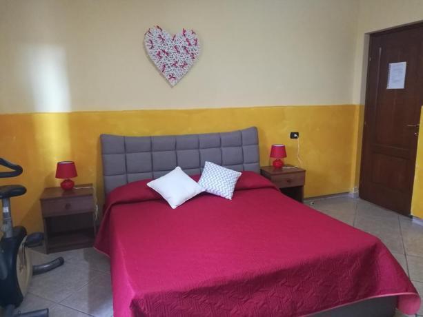 Camera Matrimoniale Hotel a Capua