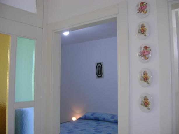 Camera matrimoniale in Puglia sullo Ionio