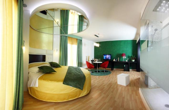 Suite Passione hotel a Diamante