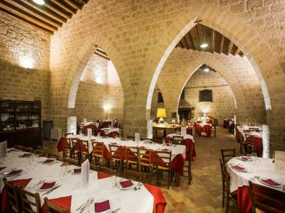 Sala Ristorante Masseria4Stelle Valledolmo  Sicilia