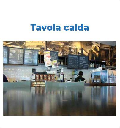 Sanificazione Certificata COVID-19: TAVOLA-CALDA Roma