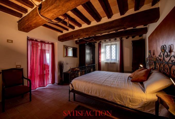 suite stile rustico e raffinato romantico xcoppie