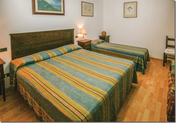 Residenza Podere appartamento-vacanza camera matrimoniale 7persone Magione
