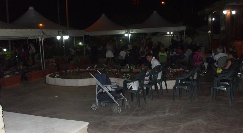 Area Bambini al Villaggio vicino a S.M Leuca