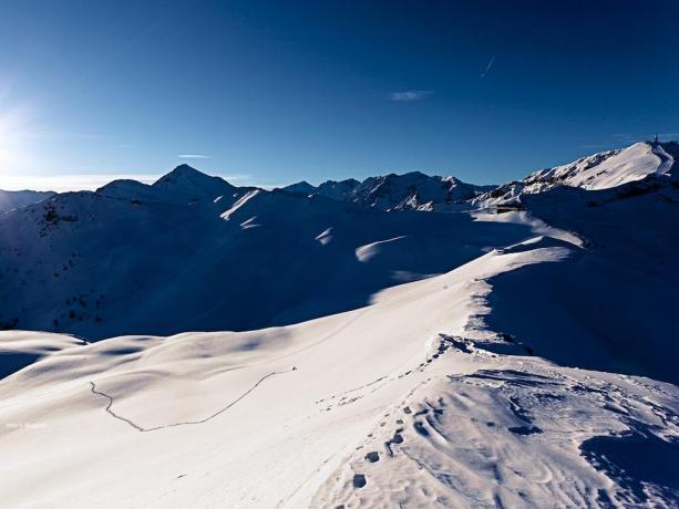Scii gratuiti impianto Via Lattea Piemonte