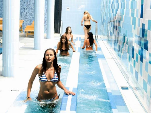 Villaggio con Area Spa Wellness vicino al Mare