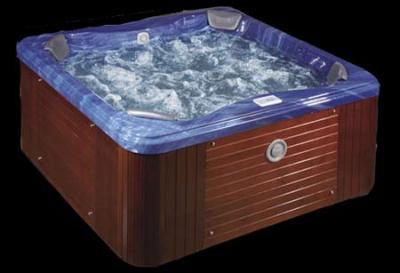 Idromassaggio mini piscine sauna e bagno turco per - Piscina jacuzzi da esterno ...