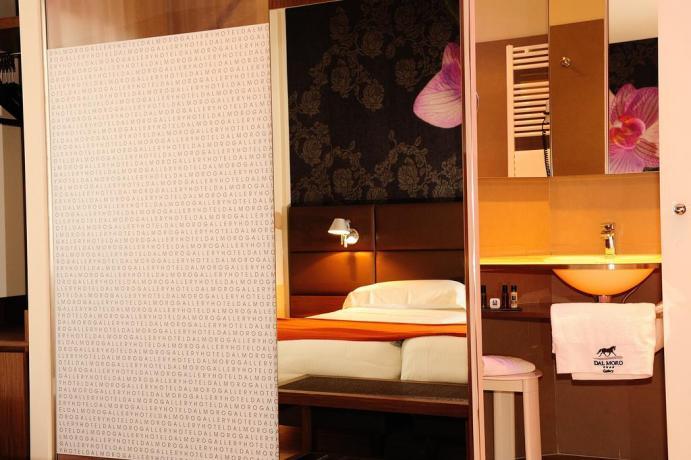 SpA suite Hotel Assisi Camere ideali per famiglie
