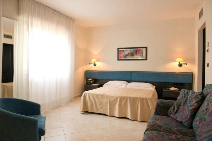 Camera Triple Standard Resort 5 stelle in Puglia