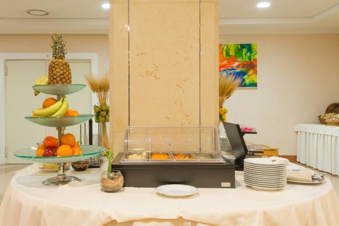 Camere in Calabria, hotel a 4stelle con ristorante