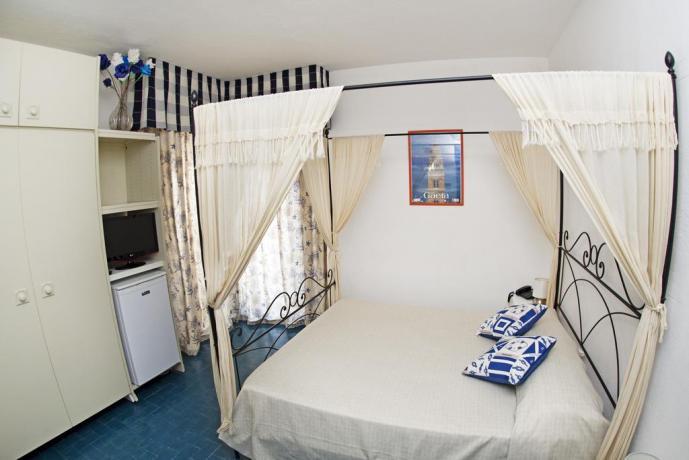Appartamento con Letto Matrimoniale e TV