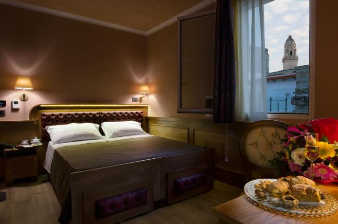 Colazione in camera hotel a Lecce