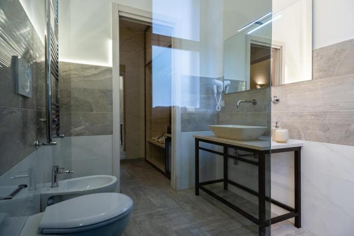 Appartamento con Bagno Privato in camera