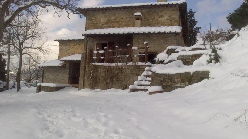 Vicino Firenze Azienda-Agrituristica con Piscina e Giardino