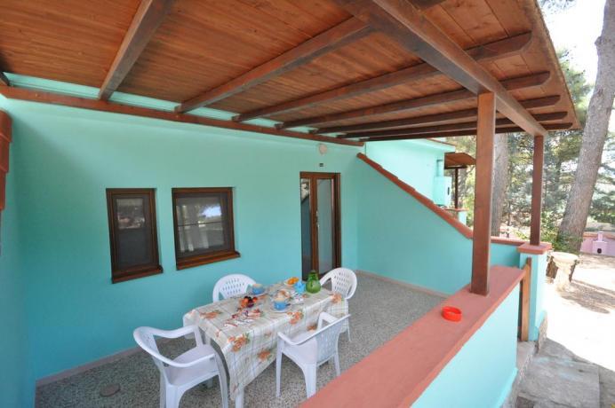 Appartamenti ideali per famiglie con terrazzo incluso