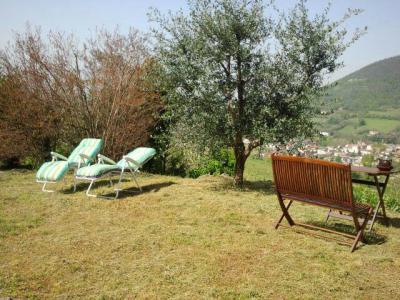 solarium, giardino con vista, Cinto Euganeo, Padova