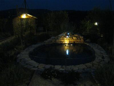 Laghetto in pietra ad Assisi