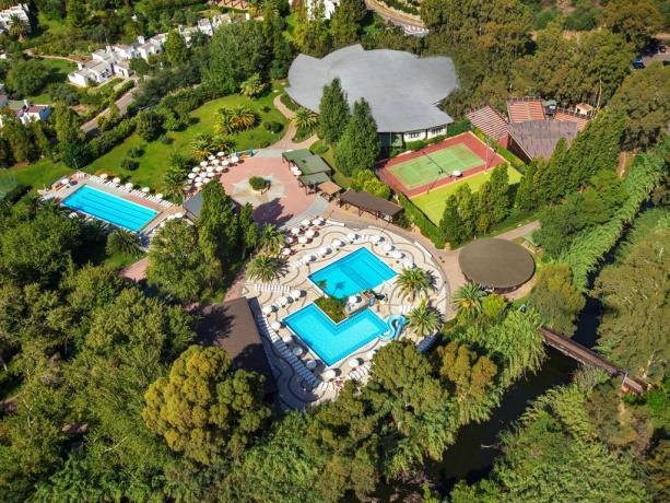 Villaggio 4stelle di Lusso immerso nel Verde