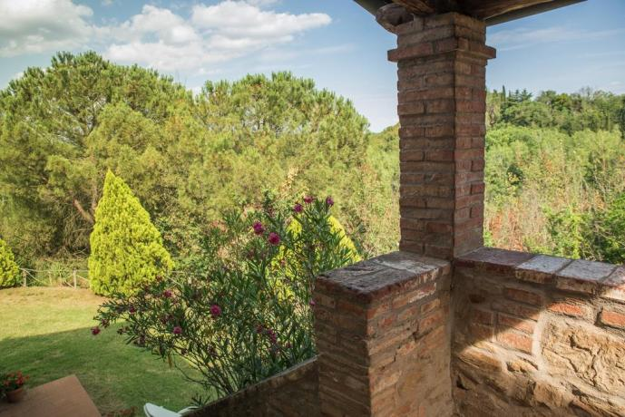 Agriturismo in Umbria per 8 persone