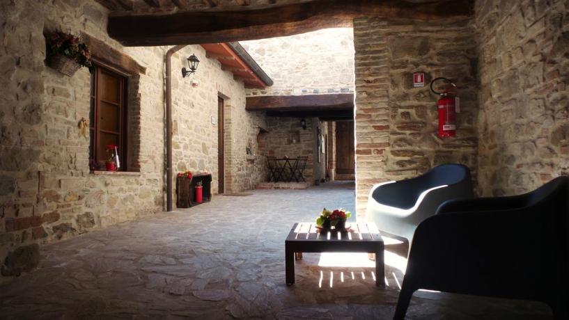 Agriturismo a Collazzone, Umbria per relax e coccole