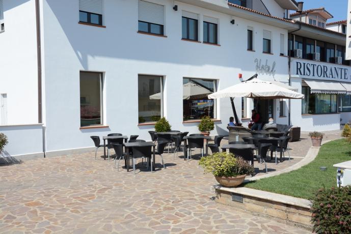 Camere, Suite e Ristorante hotel Anguillara