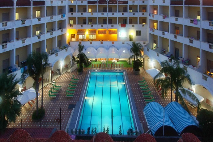 Hotel a Scalea con Piscina