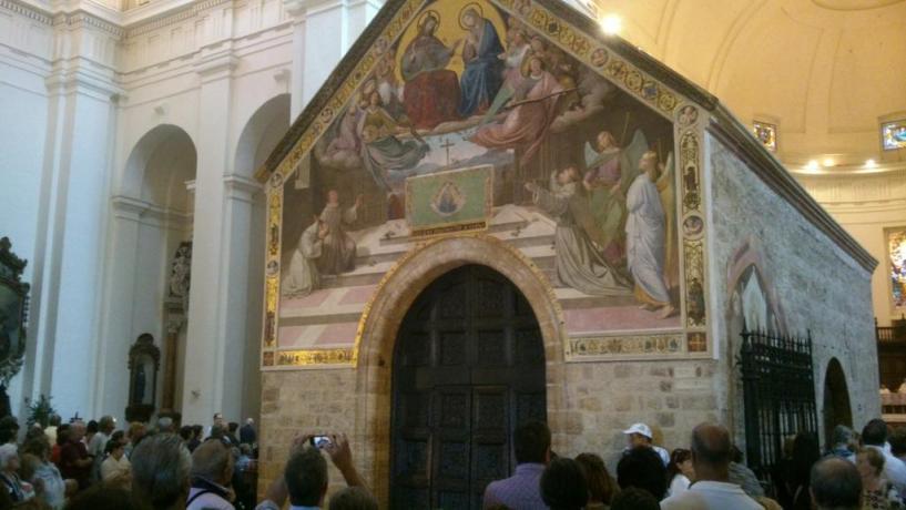 Porziuncola di Santa Maria degli Angeli