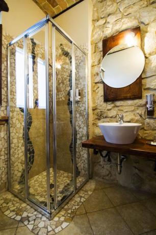 Bagno Camera Orione Agriturismo Borgo Antico