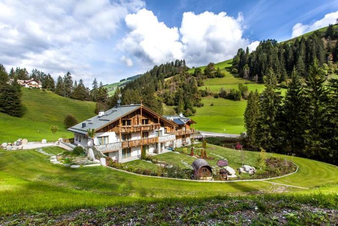 Chalet nelle valli del Trentino a S.Vigilio
