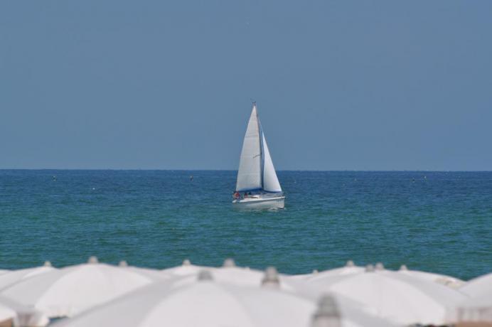 Hotel a Fano con escursioni in Barca