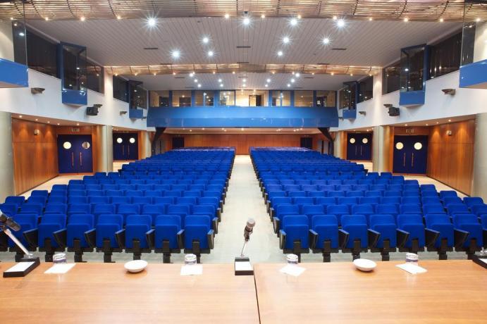 Centro congressi con 1000 posti
