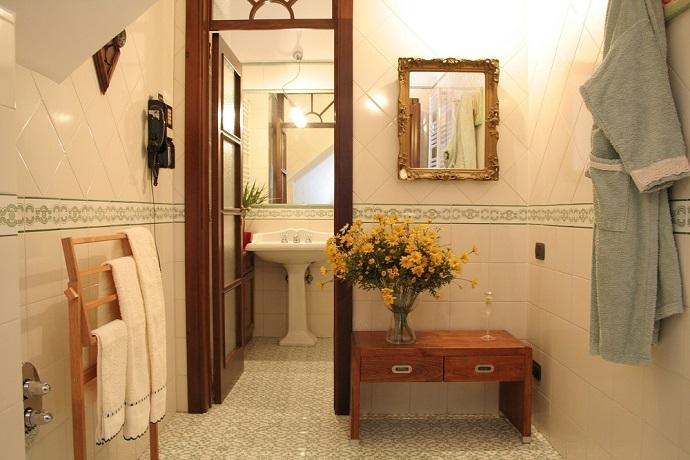 Camera Matrimoniale con servizi privati
