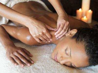 Massaggi di varie tipologie